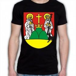 koszulka czarna Suwałki