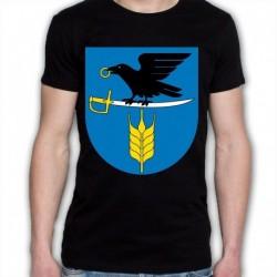 koszulka czarna Szepietowo