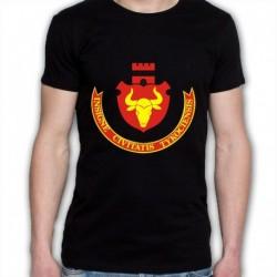 koszulka czarna Tykocin