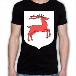 koszulka czarna Zabłudów