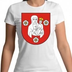 koszulka damska gmina Juchnowiec Kościelny