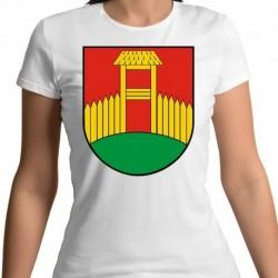 koszulka damska gmina Kolny