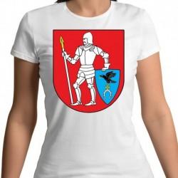 koszulka damska gmina Kulesze Kościelne