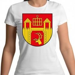 koszulka damska gmina Łomża