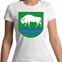 koszulka damska gmina Narewka