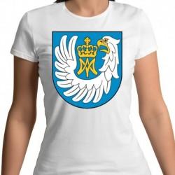 koszulka damska gmina Nowe Piekuty