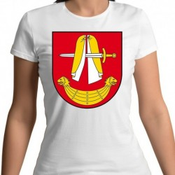 koszulka damska gmina Poświętne