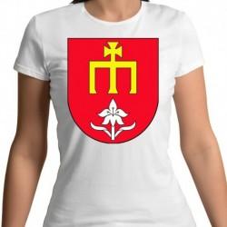 koszulka damska gmina Skórzec