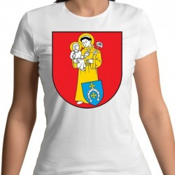 koszulka damska gmina Szumowo