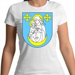 koszulka damska gmina Wysokie Mazowieckie