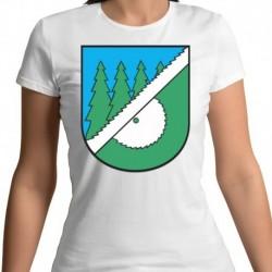koszulka damska Hajnówka