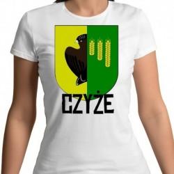 koszulka damska herb gmina Czyże