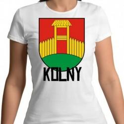 koszulka damska herb gmina Kolny