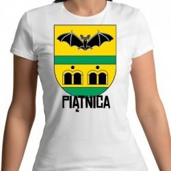 koszulka damska herb gmina Piątnica