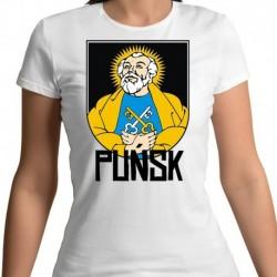 koszulka damska herb gmina Puńsk