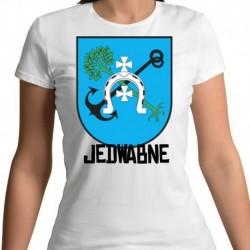 koszulka damska herb Jedwabne