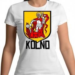 koszulka damska herb Kolno