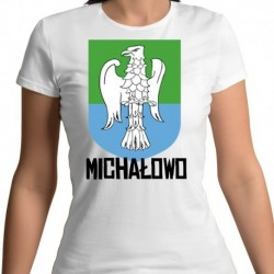 koszulka damska herb Michałowo