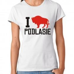 koszulka I love Podlasie
