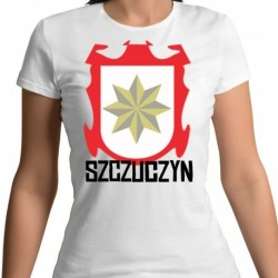koszulka damska herb Szczuczyn