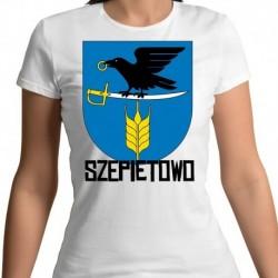 koszulka damska herb Szepietowo