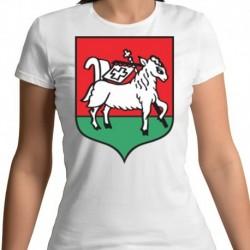 koszulka damska Kleszczele