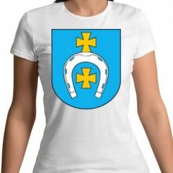 koszulka damska Łapy