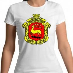 koszulka damska Łomża