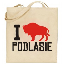 torba I love Podlasie