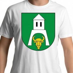 koszulka gmina Białowieża