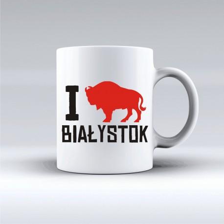 kubek I love Białystok