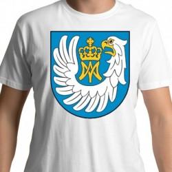 koszulka gmina Nowe Piekuty