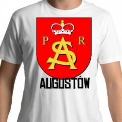 koszulka herb Augustów