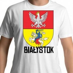 koszulka herb Białystok