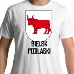 koszulka herb Bielsk Podlaski