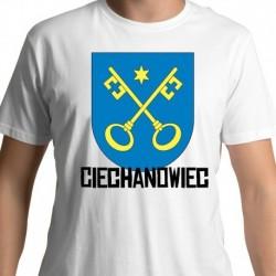 koszulka herb Ciechanowiec