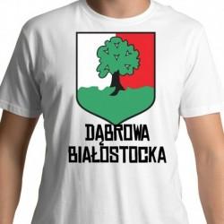 koszulka herb Dąbrowa Białostocka