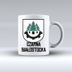 kubek herb Czarna Białostocka
