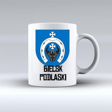 kubek herb gmina Bielsk Podlaski