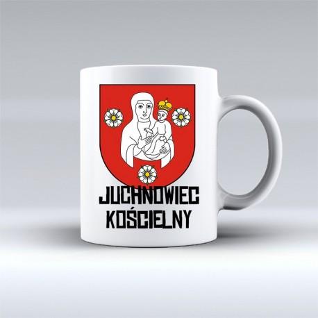kubek herb gmina Juchnowiec Kościelny