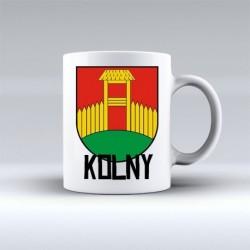 kubek herb gmina Kolny