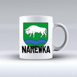 kubek herb gmina Narewka