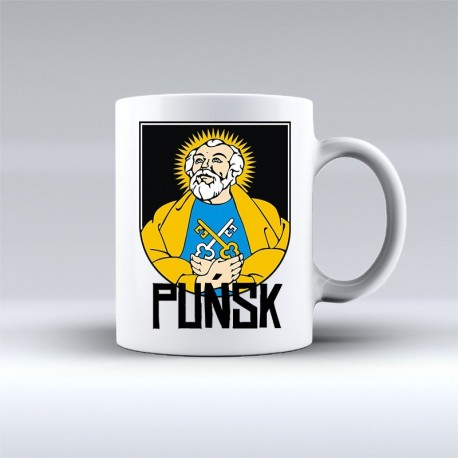 kubek herb gmina Puńsk