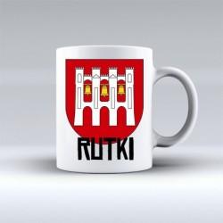 kubek herb gmina Rutki