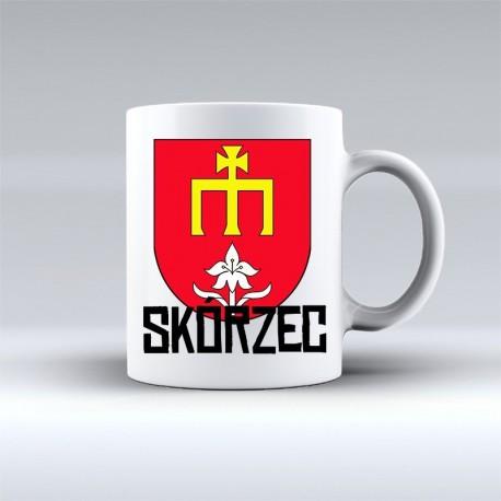 kubek herb gmina Skórzec