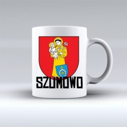 kubek herb gmina Szumowo