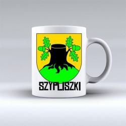 kubek herb gmina Szypliszki
