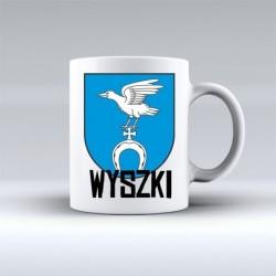 kubek herb gmina Wyszki