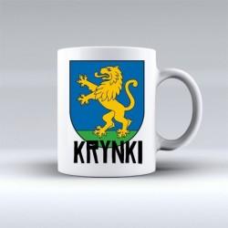 kubek herb Krynki
