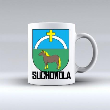kubek herb Suchowola